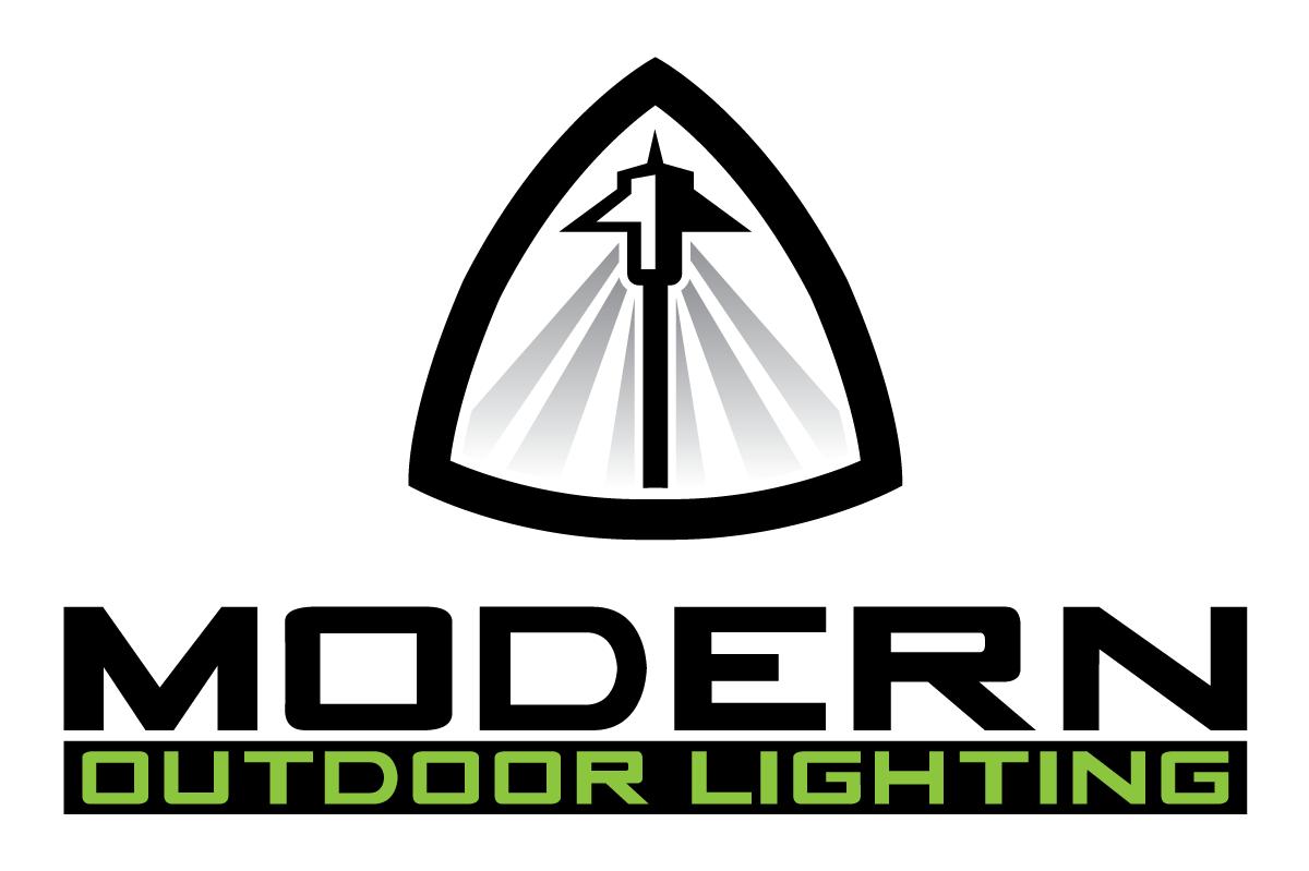 Modern Outdoor Lighting Logo